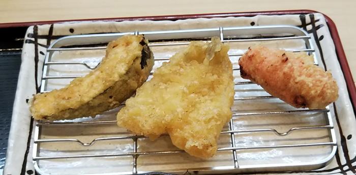 天使の海老 天ぷら定食~6品~